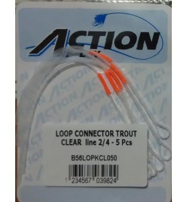 Conectores de Linea Action Fly