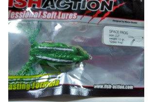 "Ranas Fish Action ""Space Frog"""