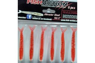 Attractor Shad 5' (12,7cm) Fish Action