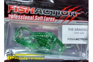 Attractor Shad 3' (7.2cm) Fish Action