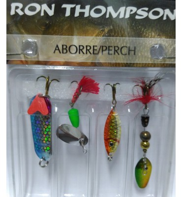 Kit Surtido Cucharillas Ron Thompson - OUTLET