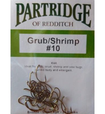 "Partridge ""K4A Grub / Shrimp"""