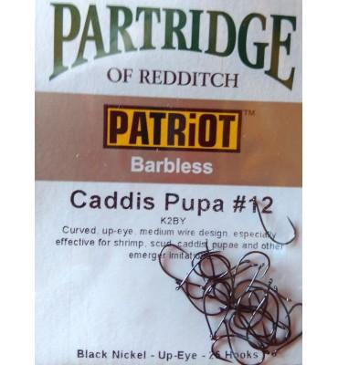 """Partridge """"K2BY Caddis Pupa""""  -  Sin Muerte"""