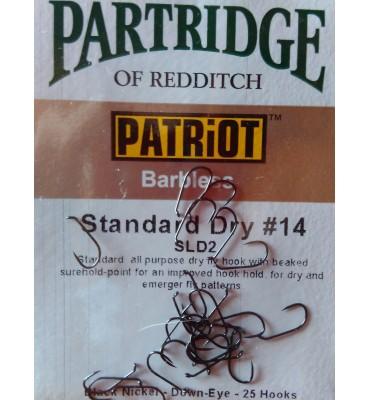 """Partridge """"SLD"""" - Sin Muerte"""