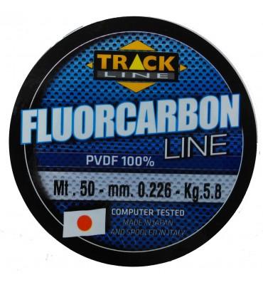 Fluorocarbono Track Line -   50 metros