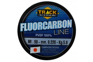 Tippet Trout Fluorocarbono Track Line