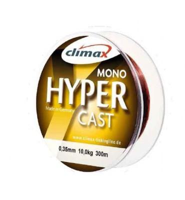 """Monofilamento Climax """"Hyper Cast"""" - 300m"""