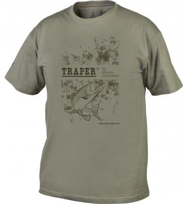 """Camiseta Traper """"Oregon"""" - Arena"""