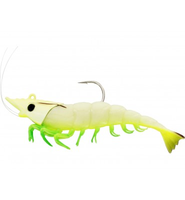 "Jig Westin ""Salty the Shrimp"" 11cm - 28gr"