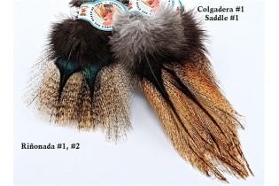 Coq Leon Feathers