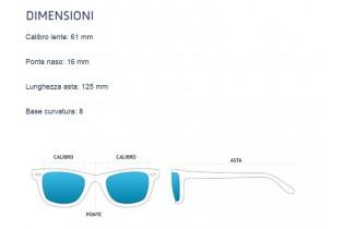 Gafa Polarizada Aqua TAIMEN    -  30 % Descuento -