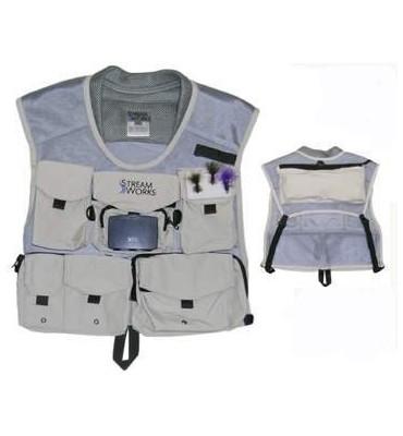 Stream Works Lightweight Pullover Vest  - OUTLET -