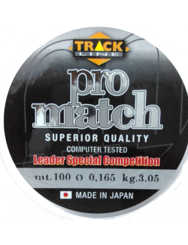 "Tippet Track Line ""Pro Match"""