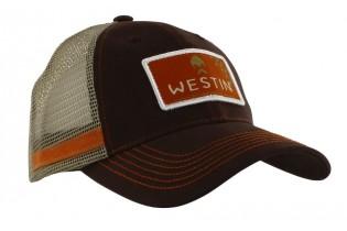 Westin Hillbilly Trucker Cap Grizzly Brown Base Cap
