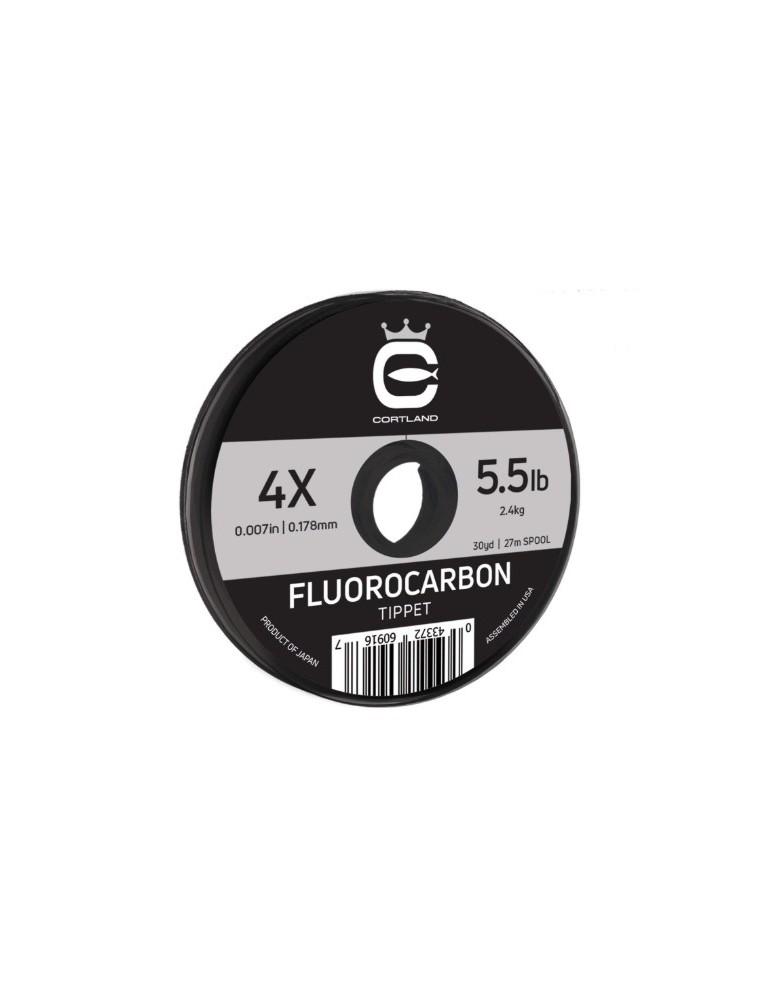 Tippet Precision Fluorocarbono Cortland