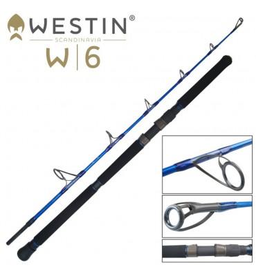 """Westin Rod """"Popping W6"""" - 8' - 40/140gr"""