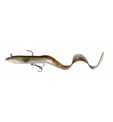 """Anguilas Savage Gear """"Real Eel"""" - Montadas - 20cm"""